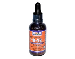 NOW Foods Vitamin B-12 Complex - 60 мл - Витамин В12 комплекс
